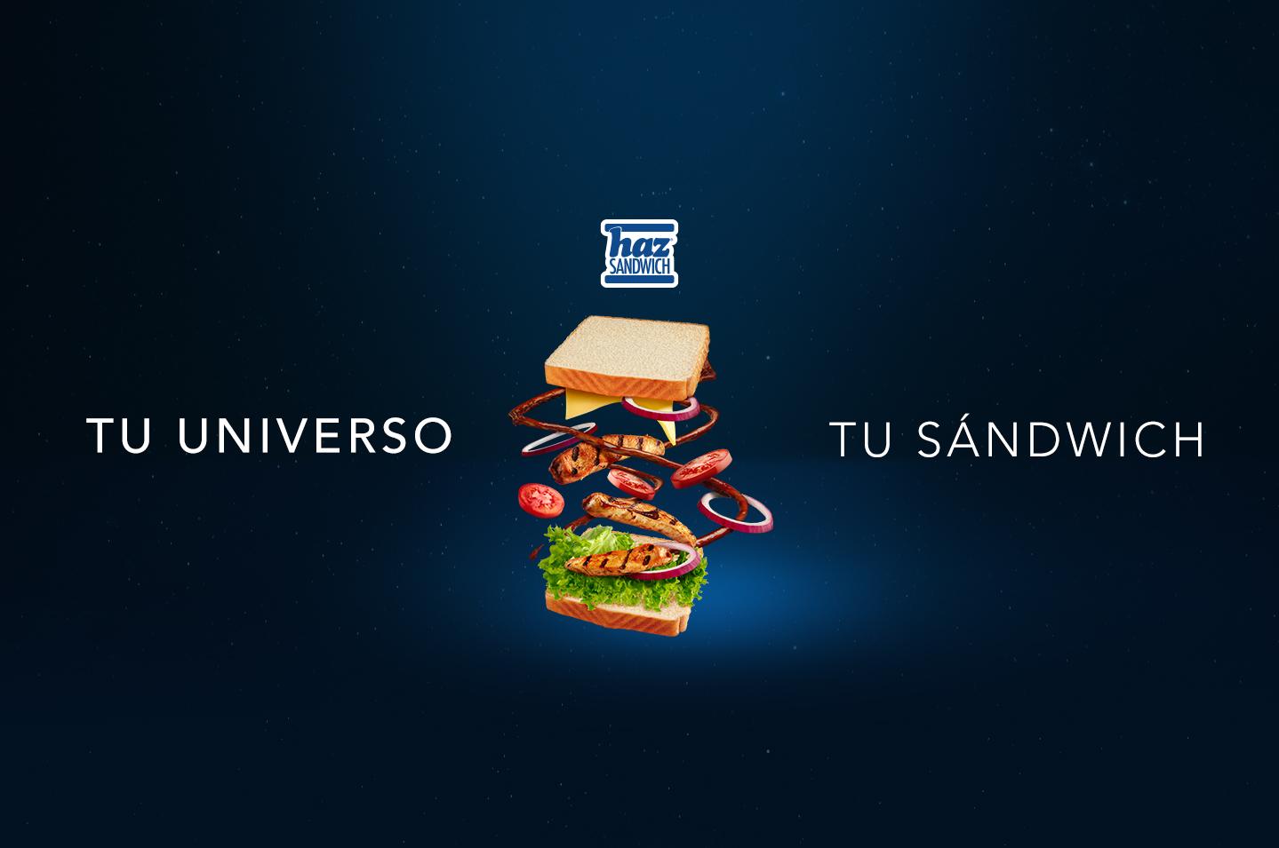 Haz Sándwich, El Alimento Ideal